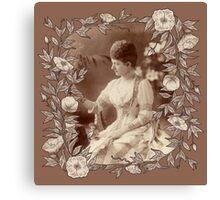 The Princess of Wales Canvas Print