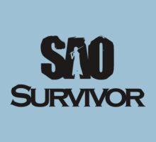 You're a SAO Survivor by KenXyro