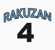 Rakuzan number 4 by KenXyro