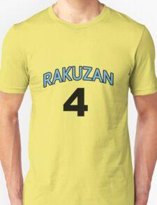 Rakuzan number 4 T-Shirt