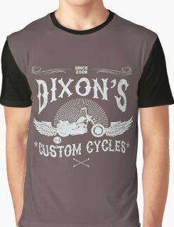 I love Daryl Dixon Biker The Walking Dead  Graphic T-Shirt