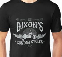 The Walking Dead - Dixon's Custom Cycles Unisex T-Shirt