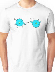 Flippin' The Bird Unisex T-Shirt