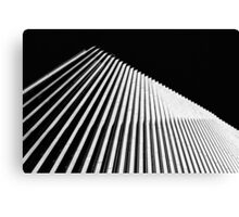 Melbourne, Deakin University Modern Architecture Canvas Print
