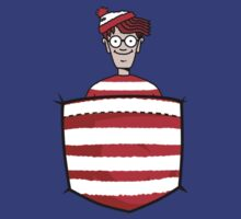 Wally / Waldo is in my pocket by dutyfreak