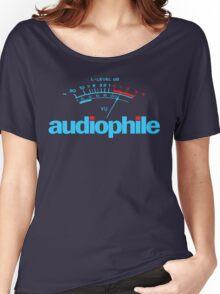 audio shirt Women's Relaxed Fit T-Shirt