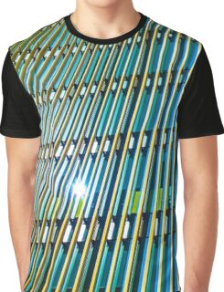 Modern Architecture in colour Graphic T-Shirt