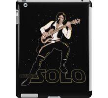 guitar solo iPad Case/Skin