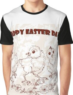 Easter chicken. Graphic T-Shirt