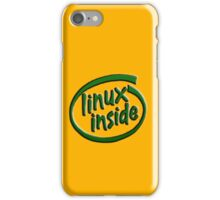 Linux Inside iPhone Case/Skin