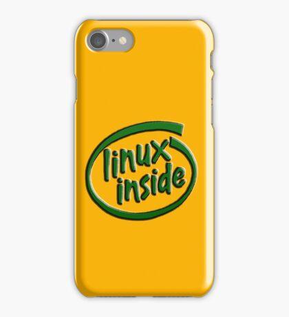 Linux Inside iPhone Case/Skin