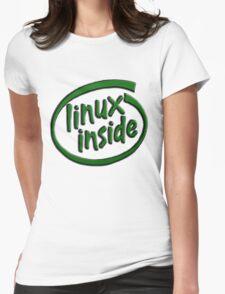 Linux Inside Womens T-Shirt
