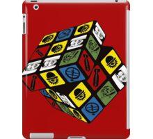 Kubrick's kube iPad Case/Skin