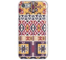 Decorative pattern in tribal style iPhone Case/Skin
