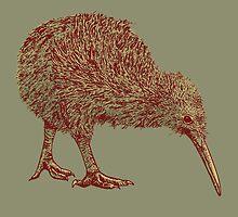 Kiwi green by weirdbird