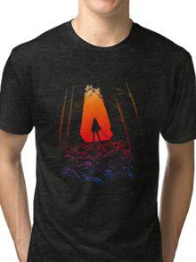 Love Michonne The Walking Dead Tri-blend T-Shirt