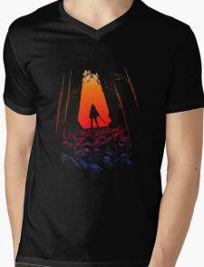 I love Michonne The Walking Dead Mens V-Neck T-Shirt