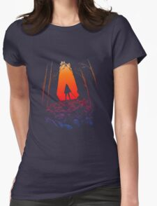 Michonne - The Walking Dead Womens Fitted T-Shirt
