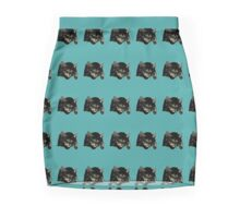 Cats and kittens Mini Skirt