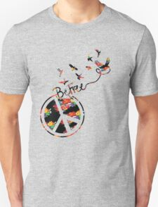 Peace and Be Free T-Shirt