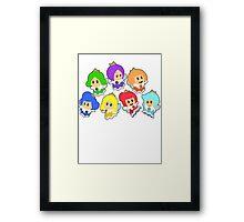 Sprixie Princesses  Framed Print