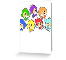 Sprixie Princesses  Greeting Card