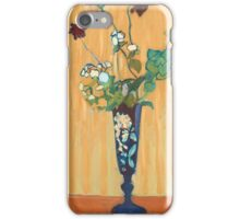 IVAN AGUÉLI,   (FLOWERS IN A VASE). iPhone Case/Skin