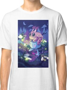 Grigor and Ox with fireflies Classic T-Shirt