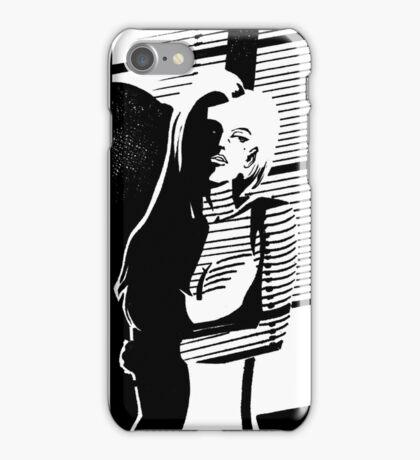 Noir Woman iPhone Case/Skin