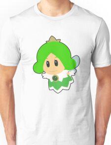 Green Sprixie Princess Unisex T-Shirt