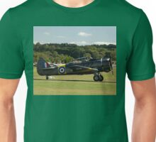 Wirraway VH-CAC,Tyabb Airshow,Australia 2012 Unisex T-Shirt