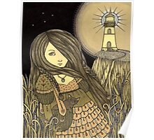 Lighthouse Keeper Poster