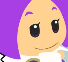 Purple Sprixie Princess Sticker