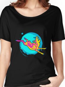 Sparkle Moose II Women's Relaxed Fit T-Shirt
