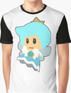 Light Blue Sprixie Princess Graphic T-Shirt