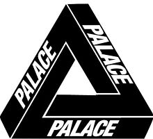 Palace logo by hiltxn