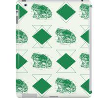 Toad pattern iPad Case/Skin