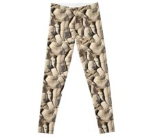 Water shortage and drought Dry cracked mud  Leggings