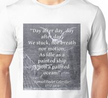 Day After Day - Coleridge Unisex T-Shirt
