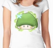 Elf Shroom Women's Fitted Scoop T-Shirt