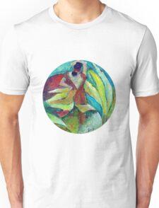 Dancing flamenco 2 Unisex T-Shirt