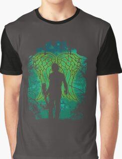Daryl Dixon - The Walking Dead Graphic T-Shirt