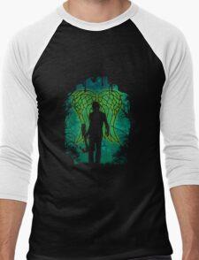 Daryl Dixon - The Walking Dead Men's Baseball ¾ T-Shirt