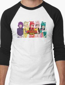 Momoiro Clover Z Men's Baseball ¾ T-Shirt