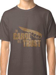 Carol  - The Walking Dead Classic T-Shirt