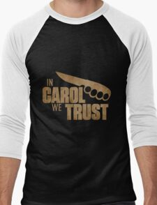 Carol  - The Walking Dead Men's Baseball ¾ T-Shirt