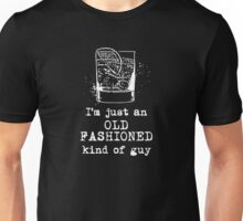 Old Fashioned Guy Unisex T-Shirt