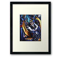 Deathsaurus IDW Framed Print