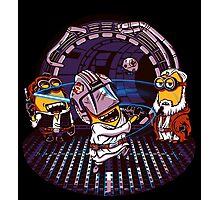 Minion Star-Wars Photographic Print