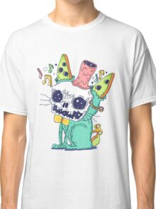 Mystery animals music box! Classic T-Shirt